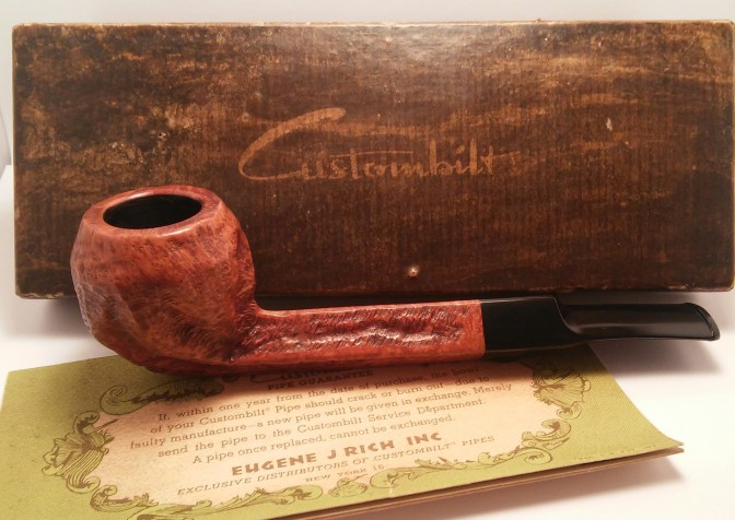 ( EUGENE RICH )  Boxed    Custombilt    1946-1952