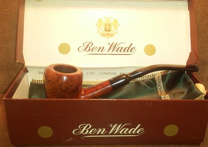 Ben wade selected grain #188
