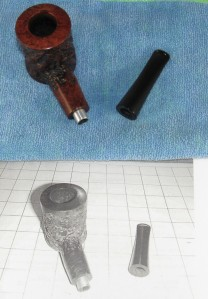Photos & Information Courtesy of Bill Unger's As Individual As Thumbprint The Custom-Bilt Pipe Story