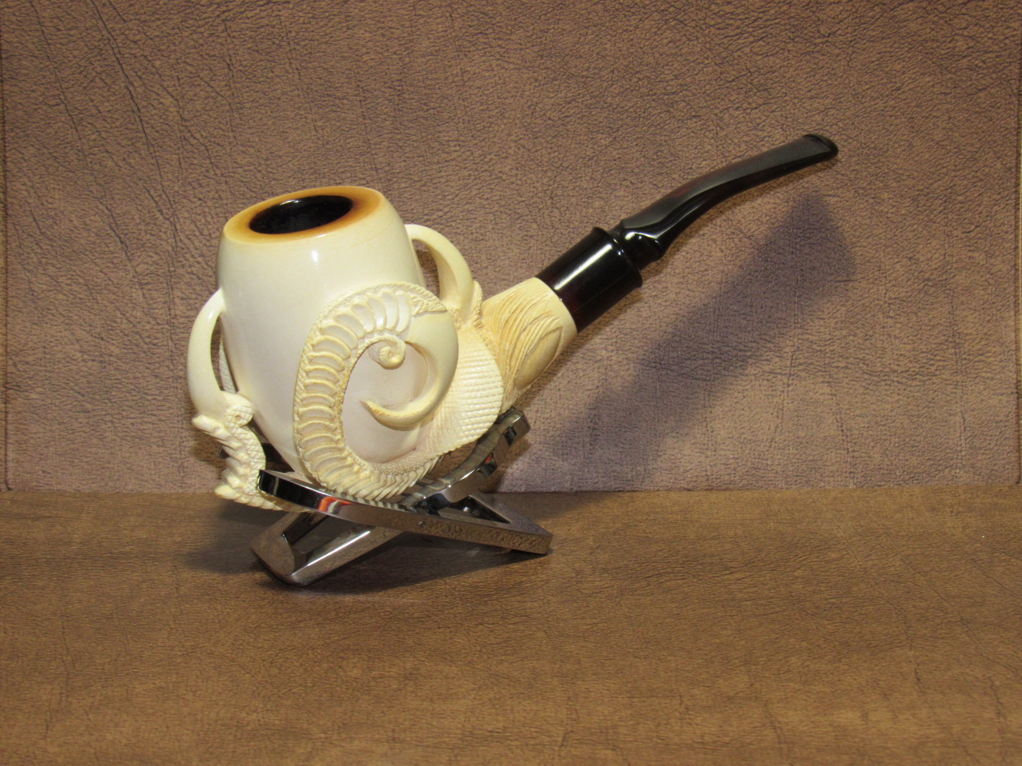 Tobacco Pipe Refurbishing & Meerschaum Pipe Cleaning | PipesRevival
